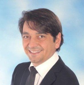 foto del sindaco Fabiano Pigaiani