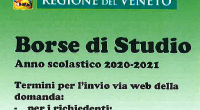 Borse di Studio A.S. 2020/2021