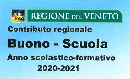 Buono Scuola A.S. 2020/2021