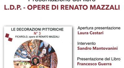 Le Decorazioni Pittoriche – Opere di Renato Mazzali